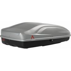Μπαγκαζιέρα Οροφής G3 Absolute 320 lt Διπλό Άνοιγμα - Ανοιχτό Γκρι Ματ 133x73x36cm