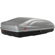 Μπαγκαζιέρα Οροφής G3 Absolute 400 lt Διπλό Άνοιγμα - ΑνοιχτόΓ κρι Ματ 146x86x37cm