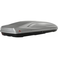 Μπαγκαζιέρα Οροφής G3 Absolute 480 lt Διπλό Άνοιγμα - Ανοιχτό Γκρι Ματ 193x74x37cm