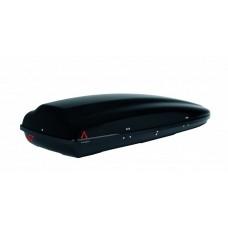 Μπαγκαζιέρα Οροφής G3 Arjes 480 lt Διπλό Άνοιγμα - Μαύρη Γυαλιστερή 197x73x37cm