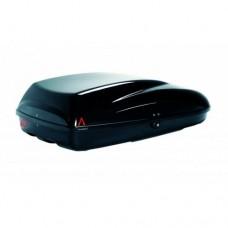 Μπαγκαζιέρα Οροφής G3 Helios 400 lt Διπλό Άνοιγμα - Μαύρη Γυαλιστερή 144x86x37cm