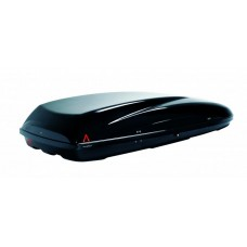 Μπαγκαζιέρα Οροφής G3 Helios 480 lt - Μαύρη Γυαλιστερή 195x73x36cm