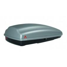 Μπαγκαζιέρα Οροφής G3 Hydra 320 lt - Ανοιχτό Γκρι Ματ 133x73x36cm