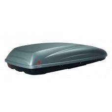 Μπαγκαζιέρα Οροφής G3 Krono 480 lt - Ανοιχτό Γκρι Ματ 195x73x36cm