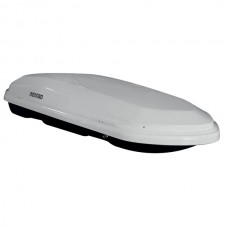 Μπαγκαζιέρα Οροφής Menabo Diamond 450 lt - Λευκή Γυαλιστερή 163x90,7x36 cm